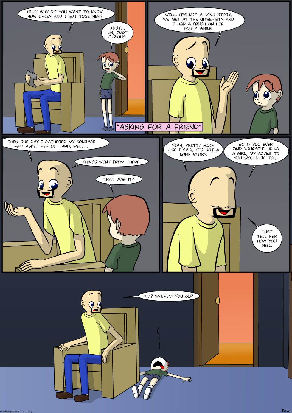 RIP Sean. Man, people are just dropping like flies in this comic, aren't they.